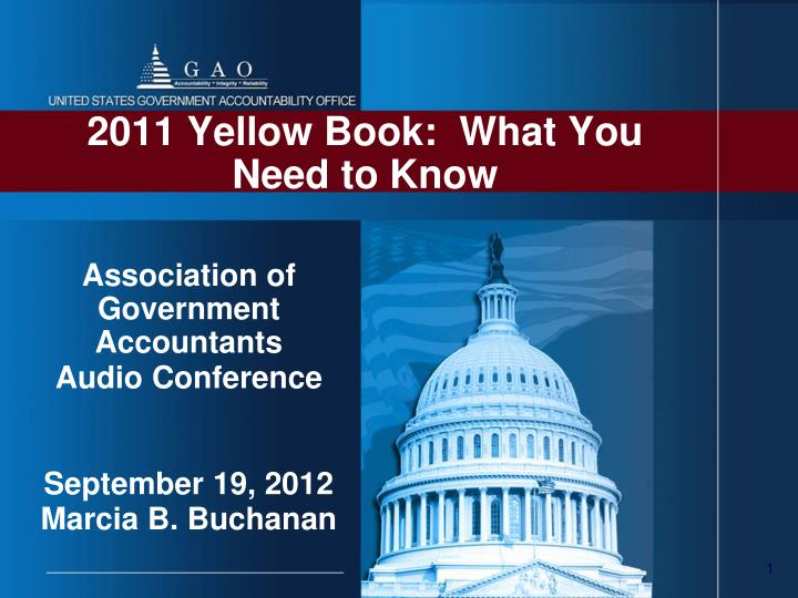 2011 yellow book what you need to know n.
