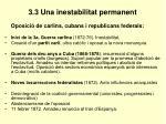 3 3 una inestabilitat permanent1