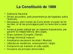 la constituci de 1869