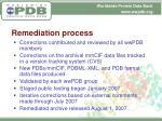 remediation process
