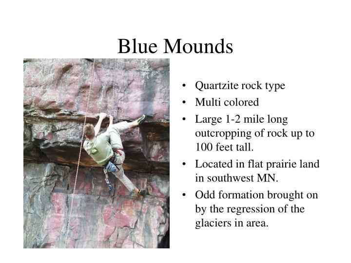 Blue Mounds