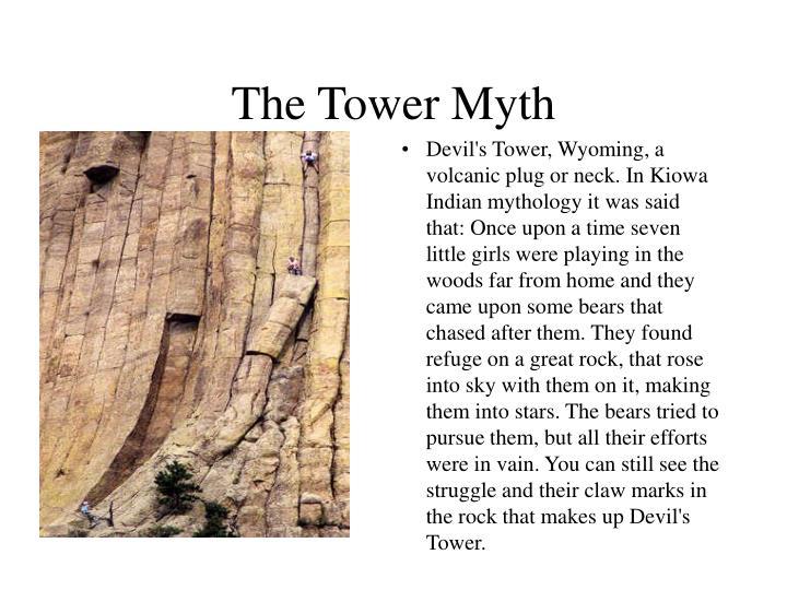 The Tower Myth
