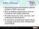 nsdl pathways