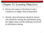 chapter 12 learning objectives1