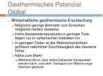 geothermisches potenzial global4