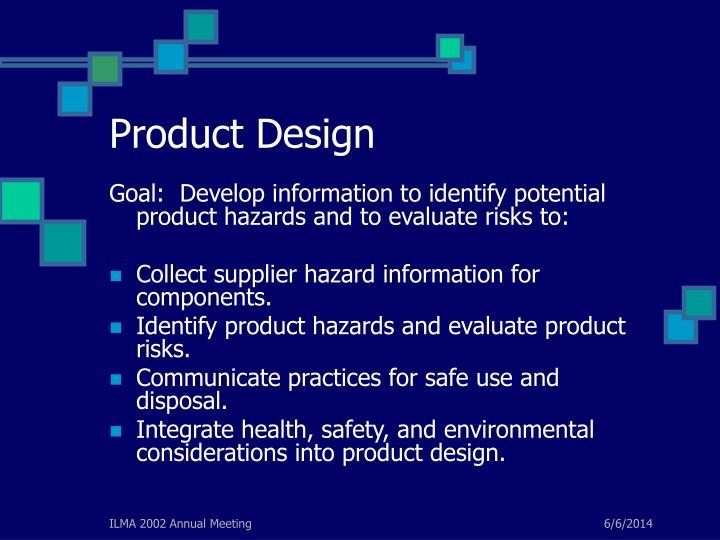 Product Design