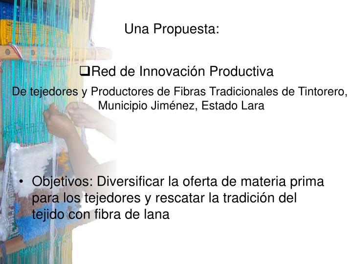 Red de Innovación Productiva