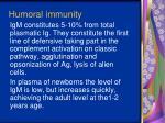 humoral immunity3
