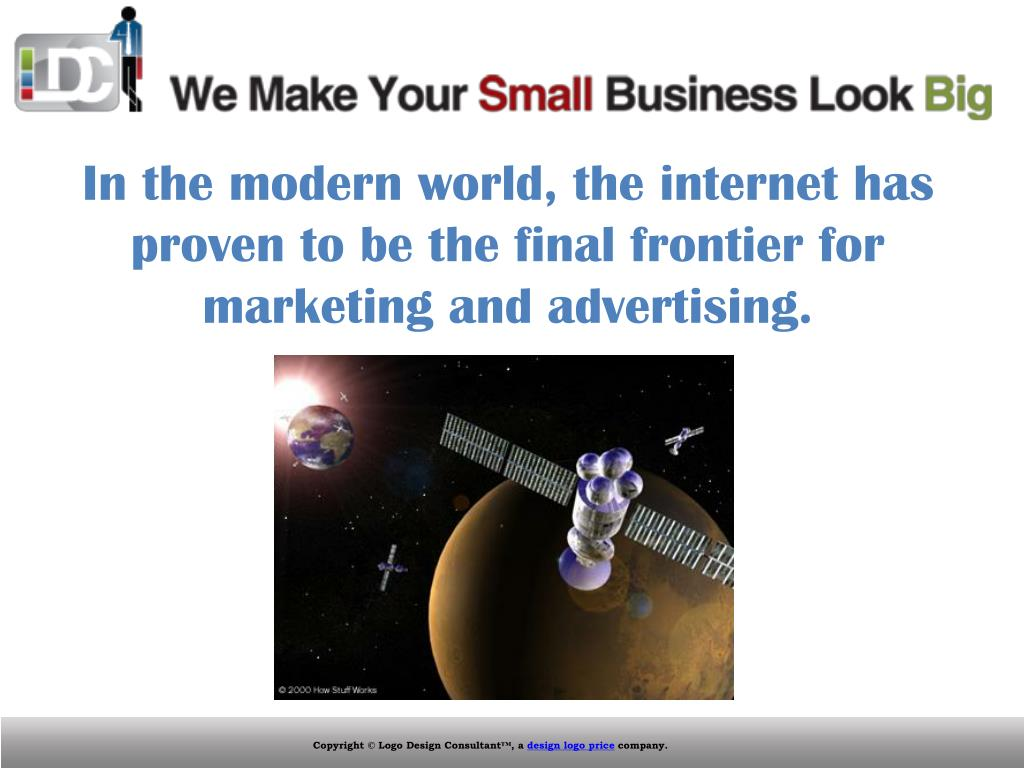 In the modern world, the internet has proven to be the final frontier for marketing and advertising.