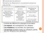 bifurcation en service exemple de sodexo et la diversification de son offre