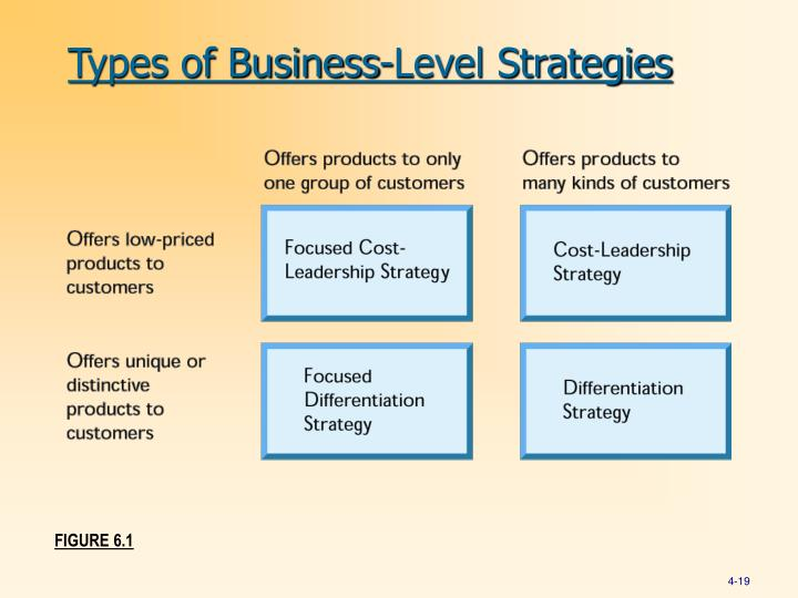 risks with business level strategy essay In the contemporary business environment, the elaboration of the effective business management strategy is crucial for the overall success of the organizational performance and business development.