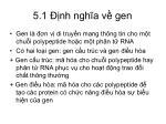 5 1 nh ngh a v gen