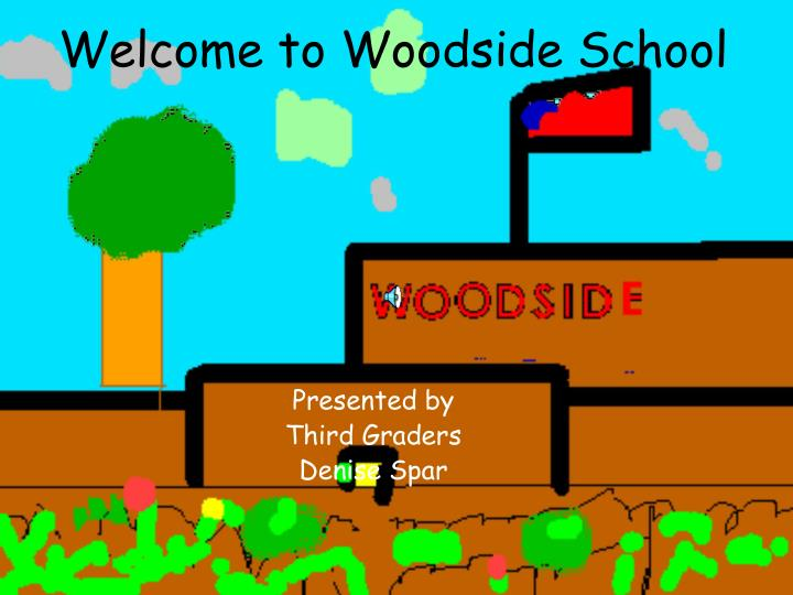 welcome to woodside school n.