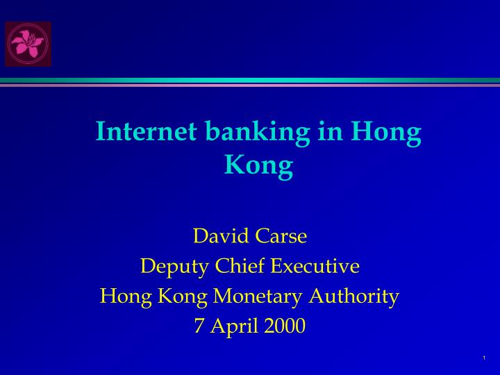 internet banking in hong kong n.