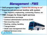 management fms