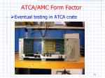 atca amc form factor4