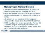member get a member program