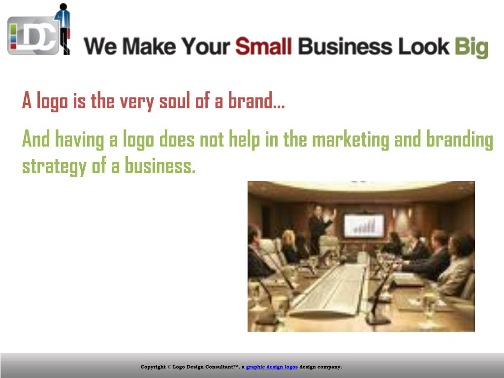 A logo is the very soul of a brand…