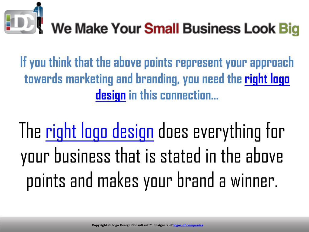 If you think that the above points represent your approach towards marketing and branding, you need the