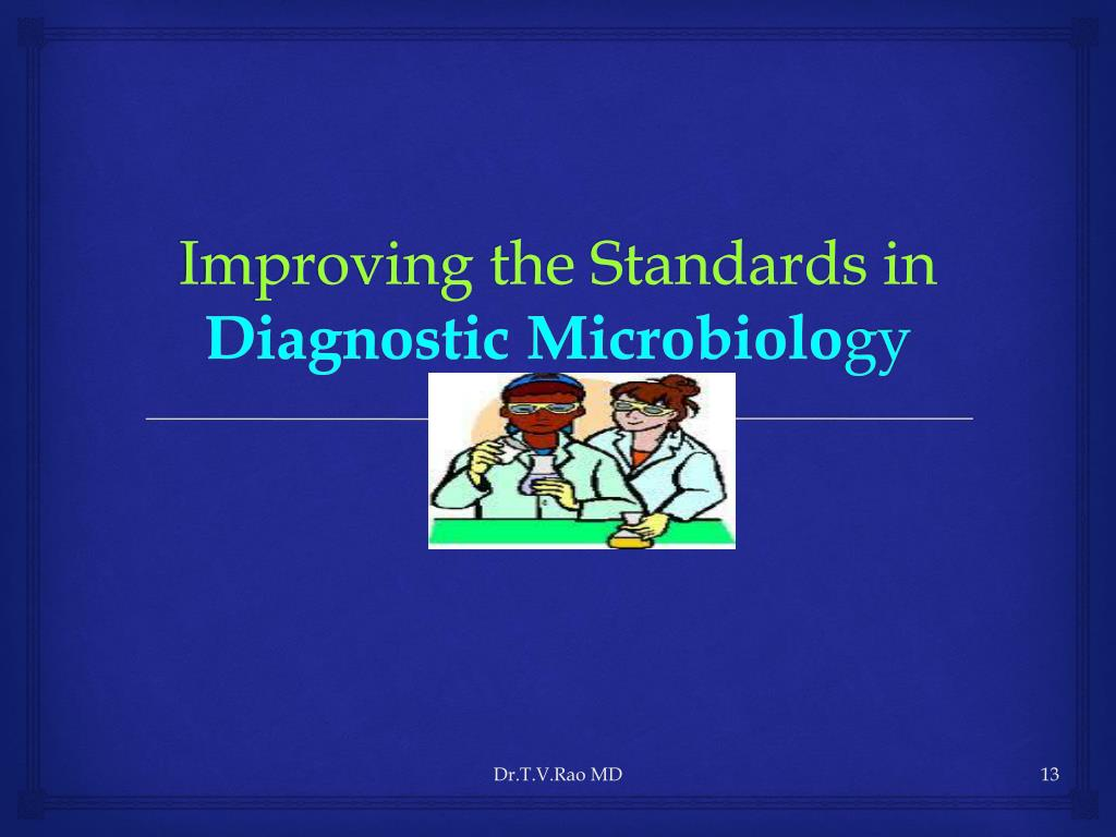 Improving the Standards in