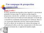 une campagne de prospection commerciale4
