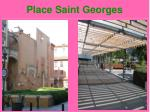 place saint georges