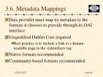 3 6 metadata mappings