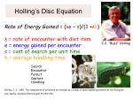 holling s disc equation1