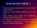 radyoloj tar h 3