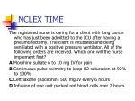 nclex time5