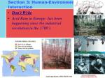 section 3 human environment interaction1
