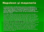 napoleon i ma oneria