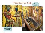 inside king tut s tomb