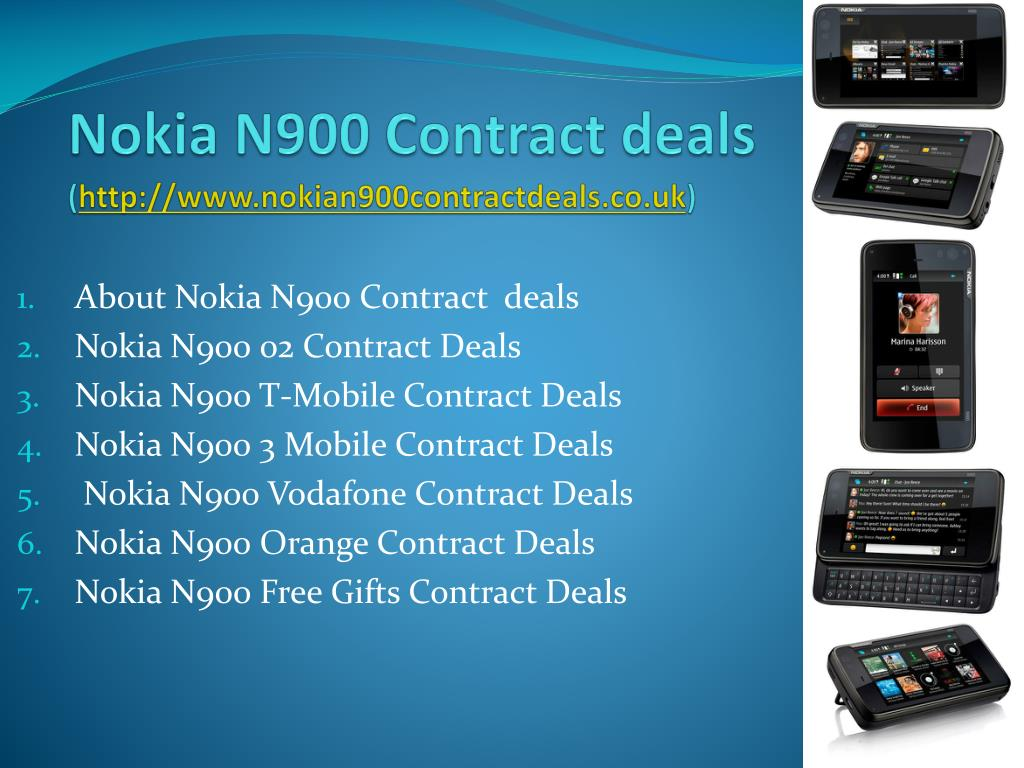 nokia n900 contract deals http www nokian900contractdeals co uk l.