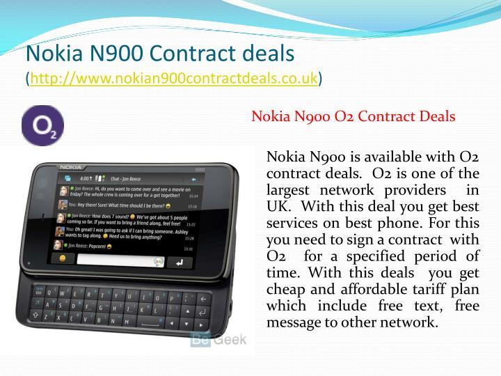 Nokia n900 contract deals http www nokian900contractdeals co uk3
