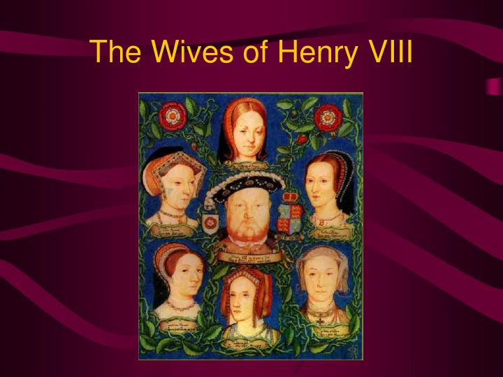 the wives of henry viii n.