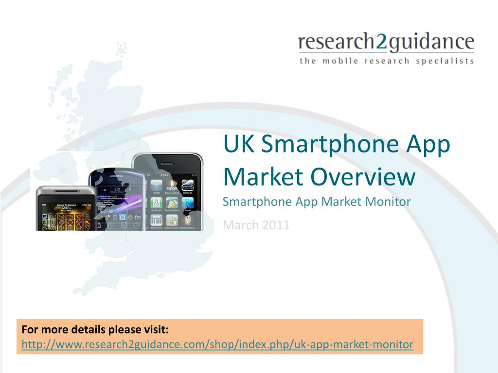 uk smartphone app market overview l.