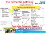 the dementia pathway