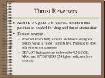 thrust reversers7