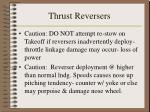 thrust reversers8
