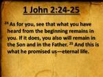 1 john 2 24 25