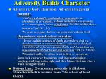 adversity builds character1