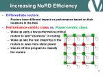 increasing nord efficiency1