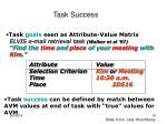 task success1