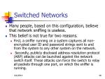 switched networks1