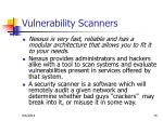 vulnerability scanners2