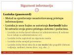 sigurnost informacija2