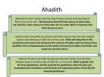 ahadith1