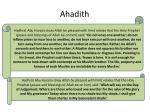 ahadith4