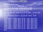 our xbd file8